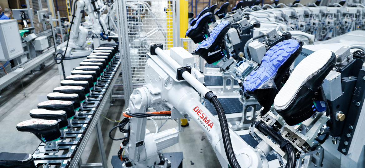 Automated-Shoe-Manufacturing